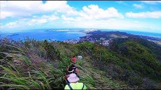 Friendship Garden Hike, Kaneohe, Hawaii (GoPro Session)