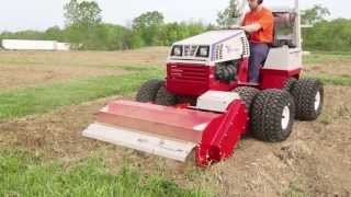 Ventrac Helps Build Community Garden Thumbnail