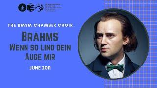 Video Brahms - liebeslider waltzer - Wenn so lind dein Auge mir download MP3, 3GP, MP4, WEBM, AVI, FLV November 2017