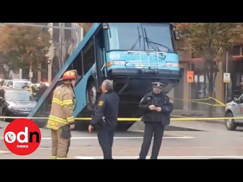 Robin Rock - Sinkhole Devours Half a City Bus