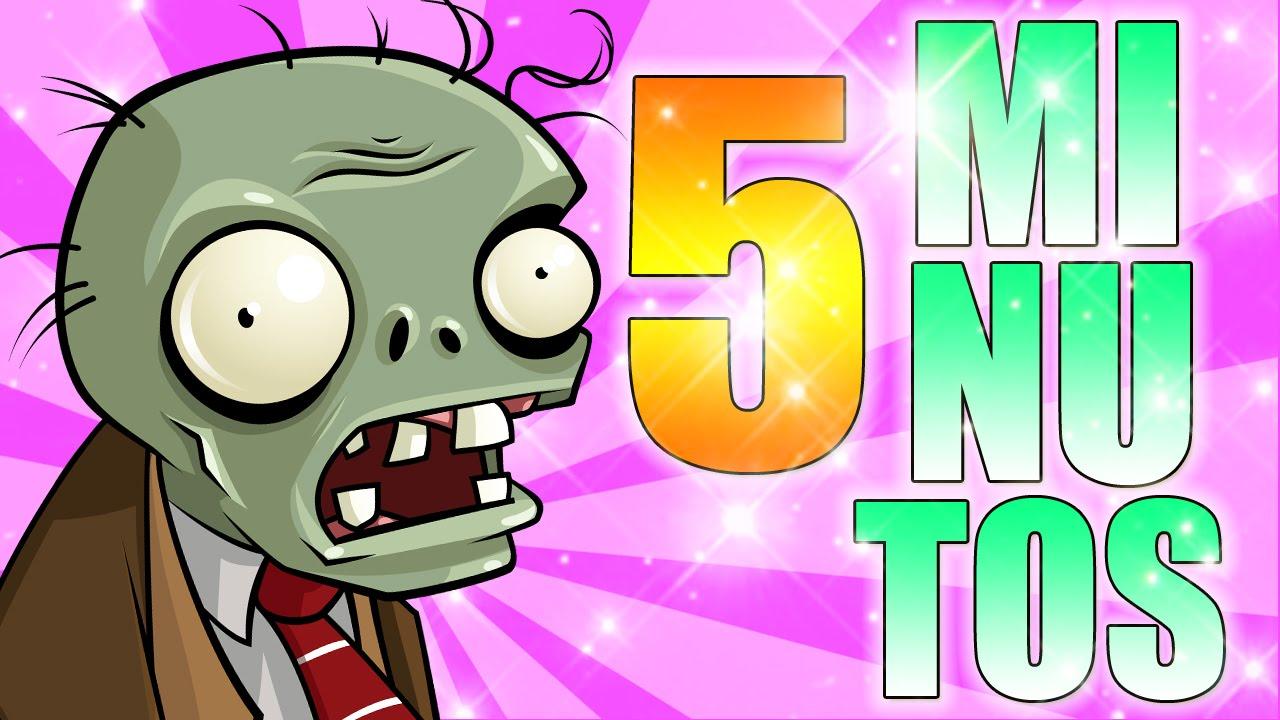 5 Minutos Antes De Convertirte En Zombie Fernanfloo