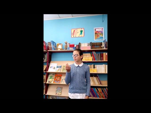Изображение предпросмотра прочтения – АленаИльина читает произведение «Девочка из города» Л.Ф.Воронковой