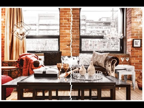 Double Take: Urban Chic VS Industrial Glam