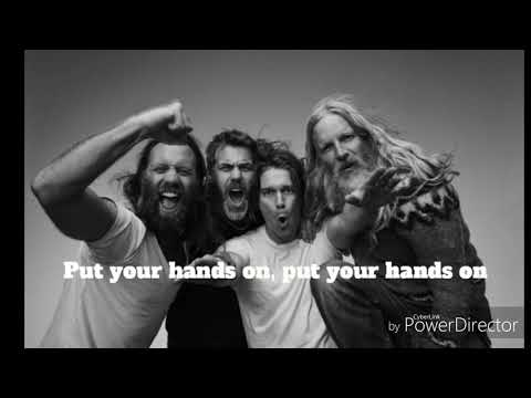 Reef - place your hand (lyrics)