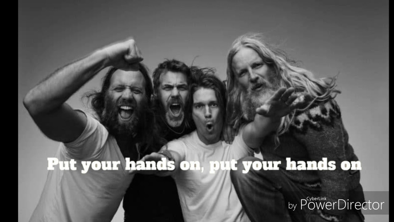 Download Reef - place your hand (lyrics)