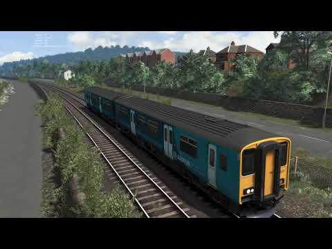 TS2018 - The Conwy Valley Line: Llandudno Junction To Blaenau Ffestiniog