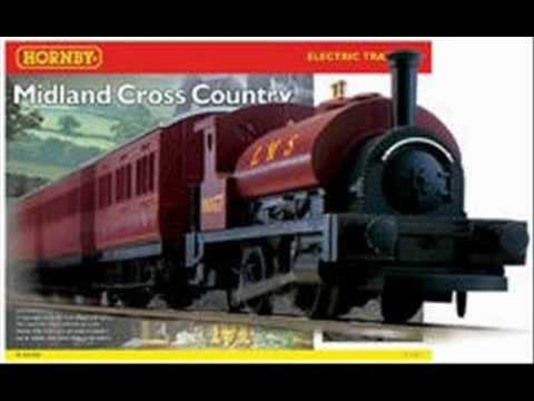 Hornby & Bachmann Train Sets
