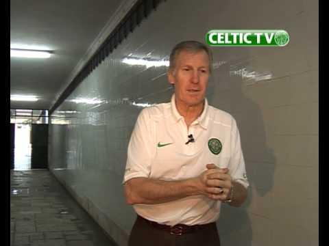 Celtic FC - Billy McNeill re-visits Lisbon.