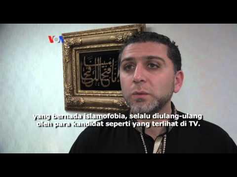 Muslim Amerika Dan Pilpres 2016 - Liputan Berita VOA 1 Februari 2016