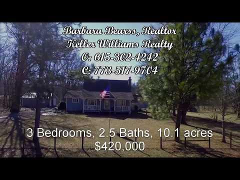 3486 Tobe Robertson Rd. Columbia, TN