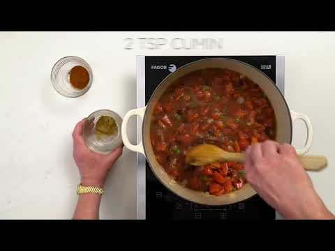Vegan Chili | Smoky Sweet Potato Chili | Edible Reno-Tahoe