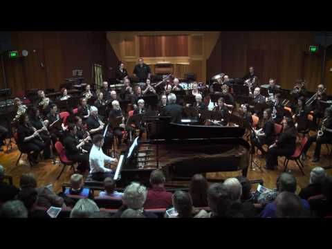 Frigyes Hidas - Piano Concerto No.1 - Piano Soloist Nicholas Bostock