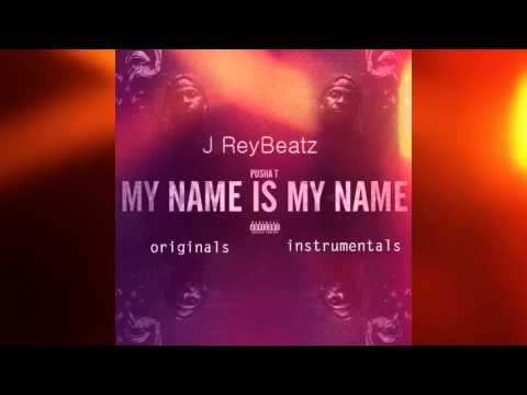 Pusha T - 40 Acres Ft. The Dream Instrumental/Remake by JReyBeatz
