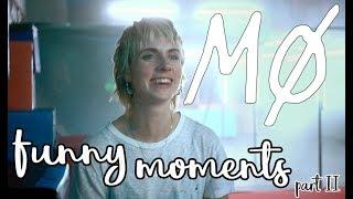 MØ's Funny Moments Part 2