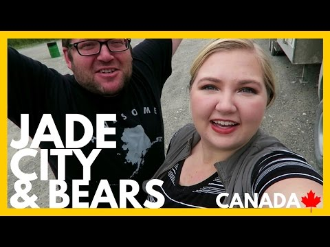 JADE CITY & LOTS OF BEARS! | Dease Lake to Meziadin Junction, British Columbia | S2E85