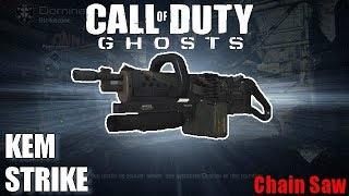 "COD:GHOST ""Chain Saw"" - KEM!! - Sur Strikezone 24/7 Mais Quelle Arme.. !!!!!! #25"