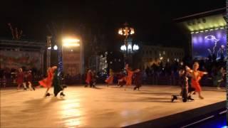 Щелкунчик - ледовое шоу в Москве на Пушкинской площади