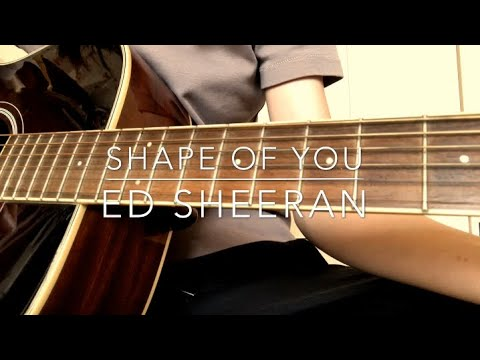 Shape Of You/Ed Sheeran 弾き語り