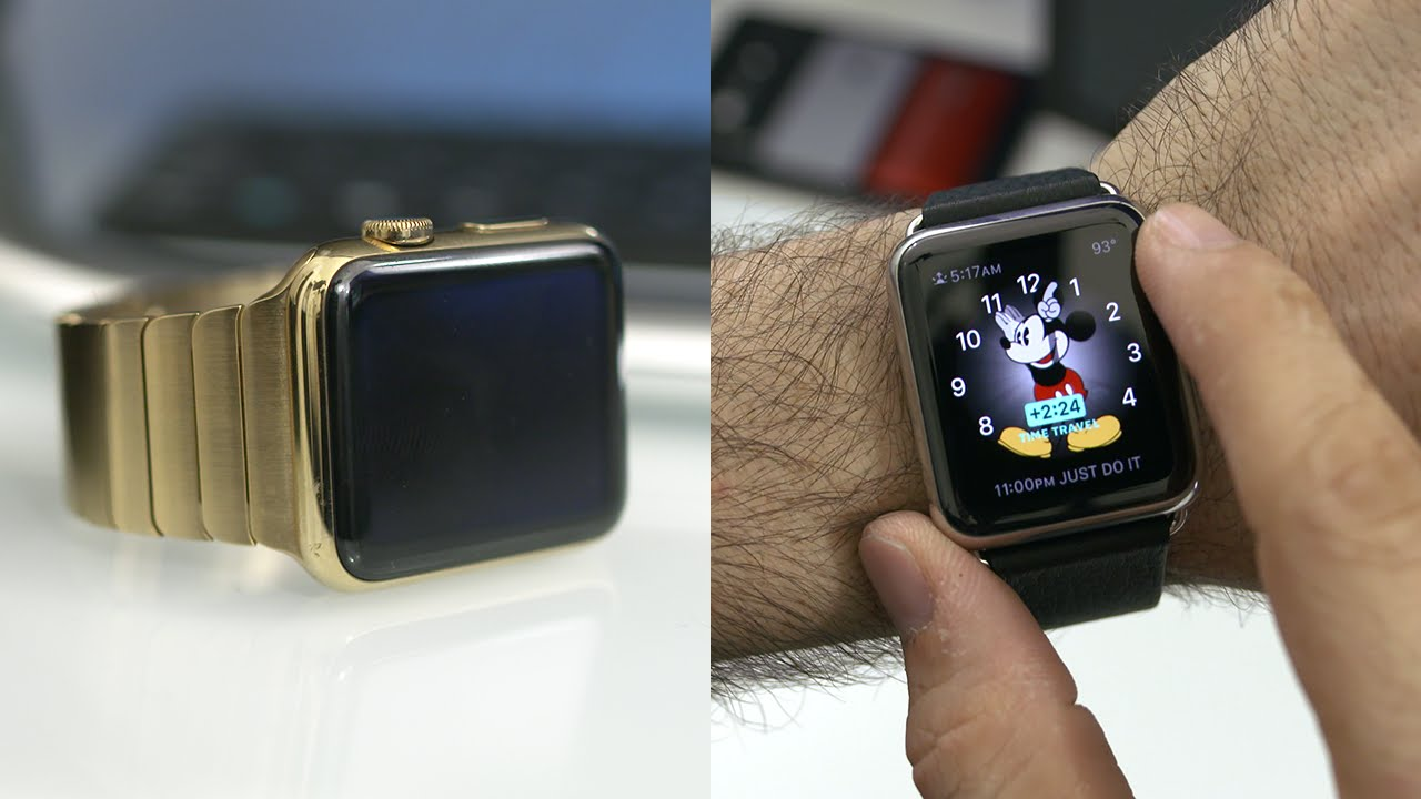 New Apple Watch Features! (watchOS 2 & iOS 9)