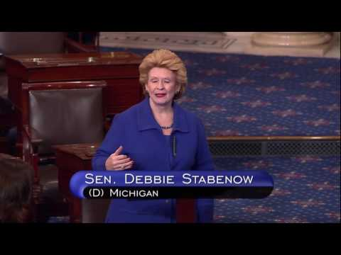 Stabenow Speaks on the Floor in Opposition to Betsy DeVos