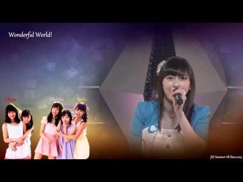 JSE Summer All Stars 2015 Pt7 - Wonderful World!