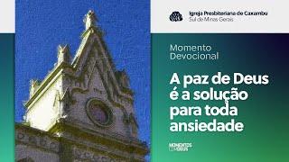 Momentos com Deus - Igreja em Células (23/06/2020)