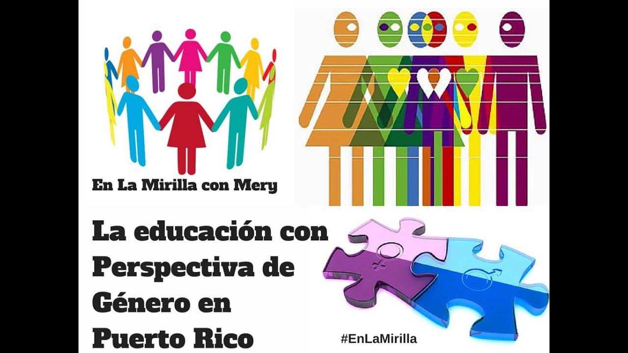 #EnLaMirilla: Educación Con Perspectiva De Género En PR