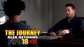 fifa 18 the journey 27   somos pea fulcral alex hunter returns portugus