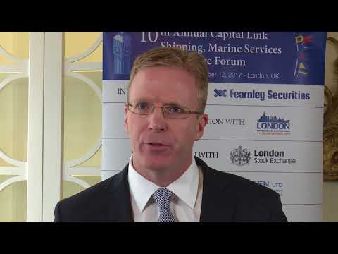2017 10th Annual Shipping, Marine Services & Offshore Forum-Kevin O'Hara Interview