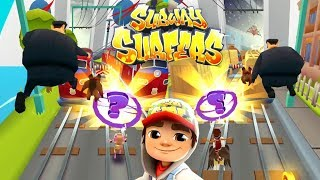 SUBWAY SURFERS HOUSTON (USA) : MYSTERY MONDAY! BOARDS COMPILATION!
