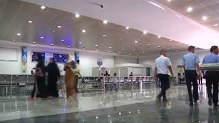 إعادة افتتاح مطار بنغازي الدولي