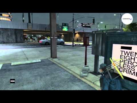 Watch Dogs - How to Grenade to Victoryweapon
