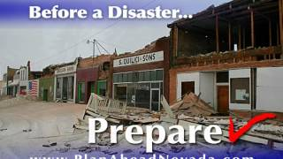 Division of Emergency Management/Homeland Security - Plan Ahead Nevada