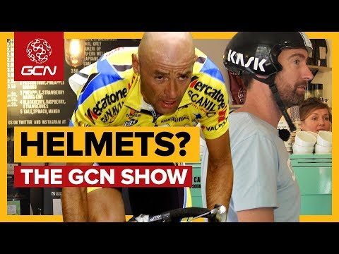 Should You Really Always Wear A Bike Helmet? | The GCN Show Ep. 291