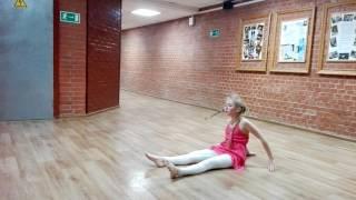 Кастинг на Танцы ТНТ Даниэлла Петрова 11 лет