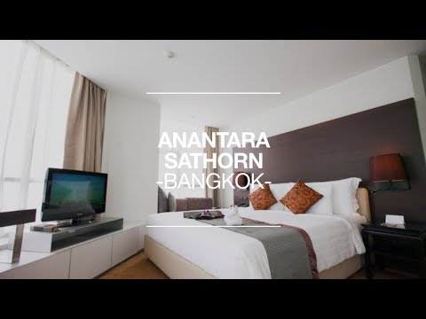 Anantara Sathorn Bangkok Hotel Room Review #3207 Kasara