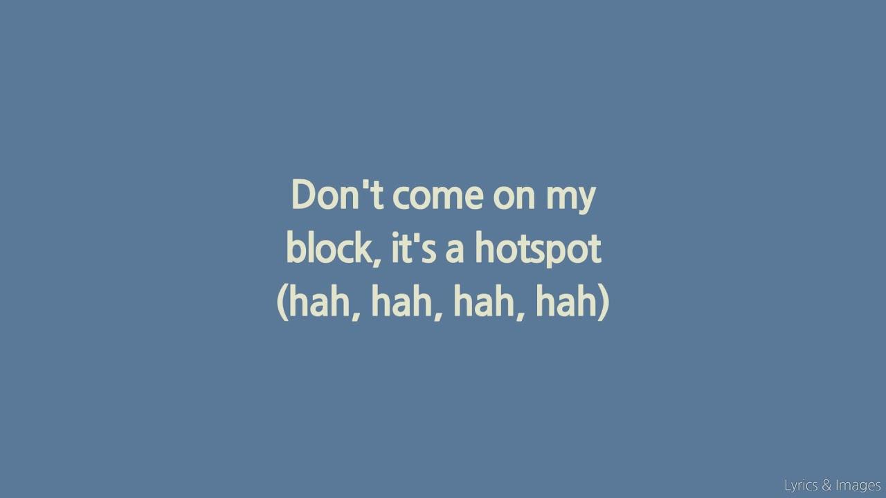 Hot Spot Lyrics
