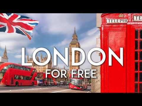 TOP 10 Things To Do In London For FREE | Travel Guide