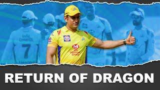 Return of Dragonnu சொல்லி வை | CSK Vs Punjab | IPL 2020 | kichdy