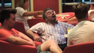 Как отдыхают Прибалты в Богарии!(Как-то в один из отелей Болгарии приехали наши Прибалтийские друзья . Бухали все 7 дней. рыгали и ссали прямо..., 2013-06-25T10:33:11.000Z)