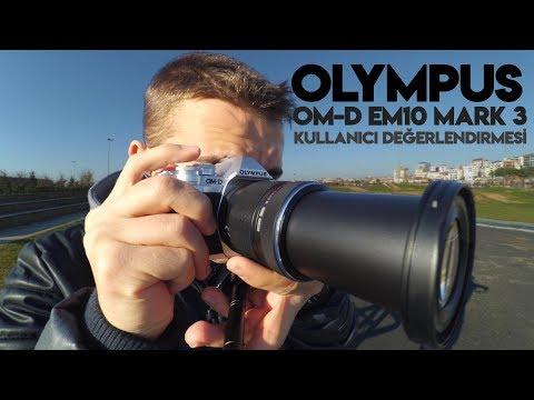 Olympus OM-D EM10 Mark 3 İnceleme