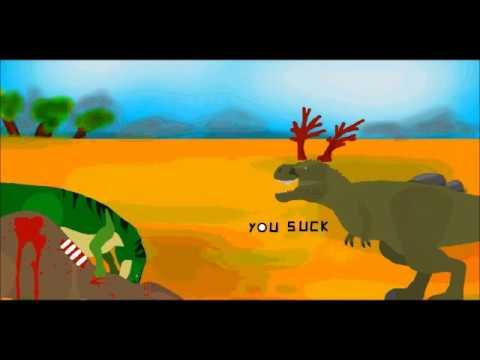 Tarbosaurus vs Ostafrikasaurus