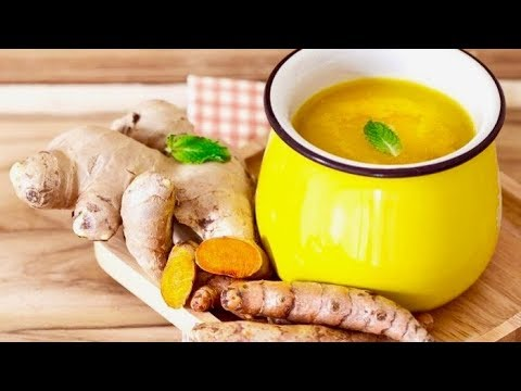 Drink Turmeric and Ginger Tea Every Morning, THIS Will Happen To Your Body!