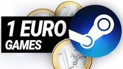 Die BESTEN GAMES für unter 1€ EURO!