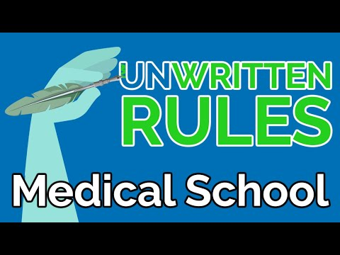 Download 6 Unwritten Rules of Medical School