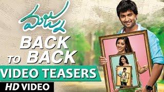 Download Hindi Video Songs - Majnu Songs | Majnu Back To Back Video Teasers | Nani | Anu Immanuel | Gopi Sunder