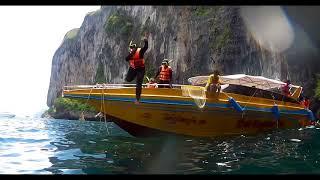 KRABI : PHI PHI ISLAND (short escap...