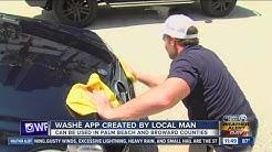 Car wash app created by South Florida man