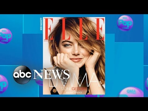 Emma Stone gets personal in  with Jennifer Lawrence