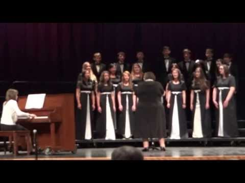 Broadfording Christian Academy Ambassadors- Music in the Parks 2013 Competition